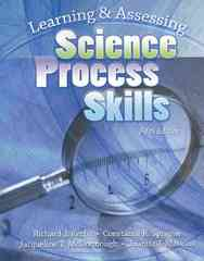 Learning and Assessing Science Process Skills 5th edition 9780757537844 0757537847