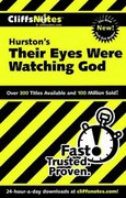 CliffsNotes on Hurston's Their Eyes Were Watching God 1st edition 9780764586613 0764586610