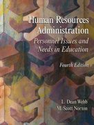 Human Resources Administration 4th edition 9780130423252 0130423254