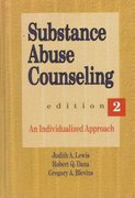 Substance Abuse Counseling 2nd edition 9780534200534 0534200532