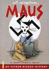 Maus I: A Survivor's Tale 1st Edition 9780394747231 0394747232