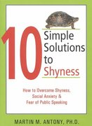 10 Simple Solutions to Shyness 1st edition 9781572243484 1572243481