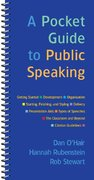 Pocket Guide to Public Speaking 0 9780312400781 0312400780
