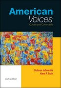 American Voices with Student Access to Catalyst 6th Edition 9780073221557 0073221554