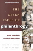 The Seven Faces of Philanthropy 1st edition 9780787960575 0787960578