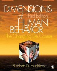 Dimensions of Human Behavior 3rd edition 9781412941266 1412941261