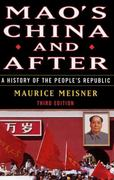 Mao's China and After 3rd edition 9780684856353 0684856352