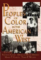 Peoples of Color in the American West 1st edition 9780669279139 0669279137