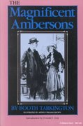 The Magnificent Ambersons 0 9780253205469 0253205468