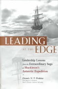 Leading at the Edge 1st edition 9780814405437 0814405436