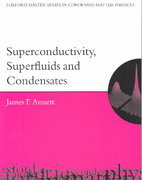 Superconductivity, Superfluids, and Condensates 0 9780198507567 0198507569