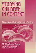 Studying Children in Context 1st edition 9780803972575 0803972571