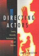 Directing Actors 1st Edition 9780941188241 0941188248