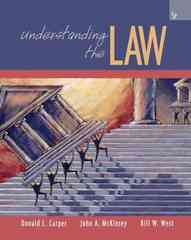 Understanding the Law 5th edition 9780324375121 0324375123