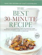 The Best 30-Minute Recipes 0 9780936184982 0936184981