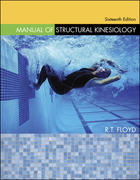 Manual of Structural Kinesiology 16th Edition 9780073028736 0073028738