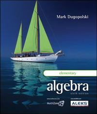 Elementary Algebra 6th edition 9780073533506 0073533505