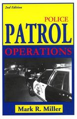 Police Patrol Operations 2nd edition 9781928916109 1928916104