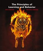 The Principles of Learning and Behavior 5th Edition 9780534561567 053456156X