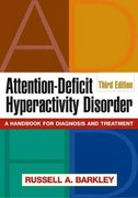 Attention-Deficit Hyperactivity Disorder 3rd edition 9781593852108 159385210X
