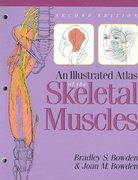 An Illustrated Atlas of the Skeletal Muscles 3rd edition 9780895826701 0895826704