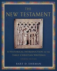 The New Testament 4th edition 9780195322590 0195322592