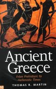 Ancient Greece 1st Edition 9780300084931 0300084935