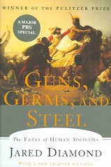 Guns, Germs, and Steel 1st Edition 9780393061314 0393061310