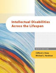 Intellectual Disabilities Across the Lifespan 9th edition 9780131707344 0131707345
