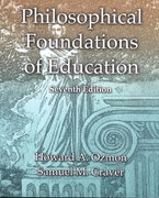 Philosophical Foundations of Education 7th edition 9780130423993 0130423998