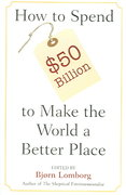 How to Spend $50 Billion to Make the World a Better Place 2nd Edition 9780521685719 0521685710