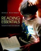 Reading Essentials 1st edition 9780325004921 0325004927