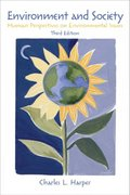 Environment and Society 3rd Edition 9780131113411 0131113410