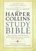 The HarperCollins Study Bible 1st Edition 9780060786854 006078685X