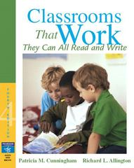 Classrooms that Work: They Can All Read and Write 4th edition 9780205493944 0205493947