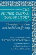 The Fischer-Dieskau Book of Lieder 0 9780879100049 0879100044