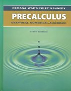 Precalculus 6th edition 9780321131867 032113186X
