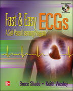 Fast and Easy Ecgs 1st edition 9780072948110 0072948116