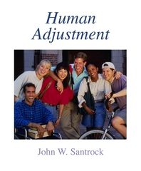 Human Adjustment with In-Psych CD-ROM 1st edition 9780073111919 0073111910