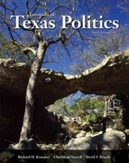 Essentials of Texas Politics 10th edition 9780495006794 0495006793