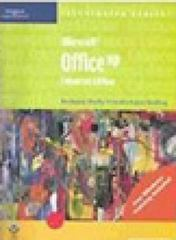 Microsoft Office XP, Enhanced Edition - Illustrated Introductory 2nd edition 9780619111489 0619111488