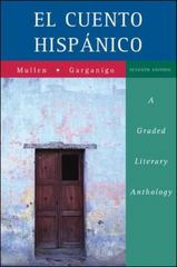 El cuento hispánico: A Graded Literary Anthology 7th Edition 9780073513119 0073513113