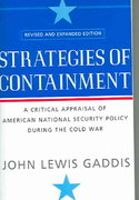 Strategies of Containment 2nd Edition 9780195174472 019517447X