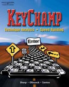 KeyChamp 2.0 (with CD-ROM) 2nd Edition 9780538433907 0538433906