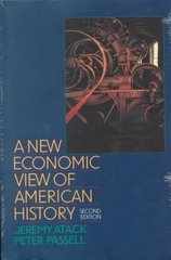 A New Economic View of American History 2nd Edition 9780393963151 0393963152