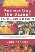 Reinventing the Bazaar 1st Edition 9780393323719 0393323714