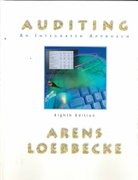 Auditing 8th edition 9780130827357 0130827355