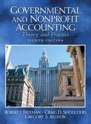 Governmental and Nonprofit Accounting 8th Edition 9780131851290 0131851292