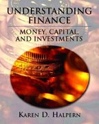 Understanding Finance 1st edition 9780130933546 0130933546