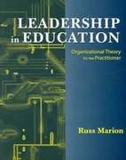 Leadership in Education 0 9781577663942 1577663942